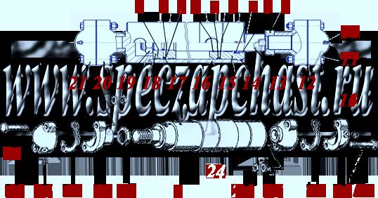 Гидроцилиндр угла резания ДЗ-122.08.05.000, купить, заказать