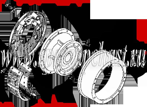 Тормоз задних колес ДЗ-180