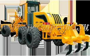 Грейдер ДЗ-298, тяжёлый автогрейдер, зубр, производства Орловский «Дормаш», запасные части