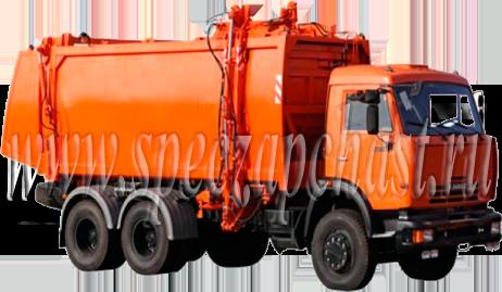 Каталог мусоровозы с боковой загрузкой