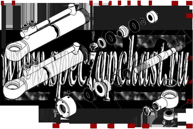 цилиндр рулевой