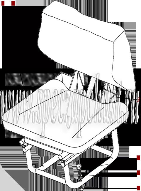 Кабина, сиденье