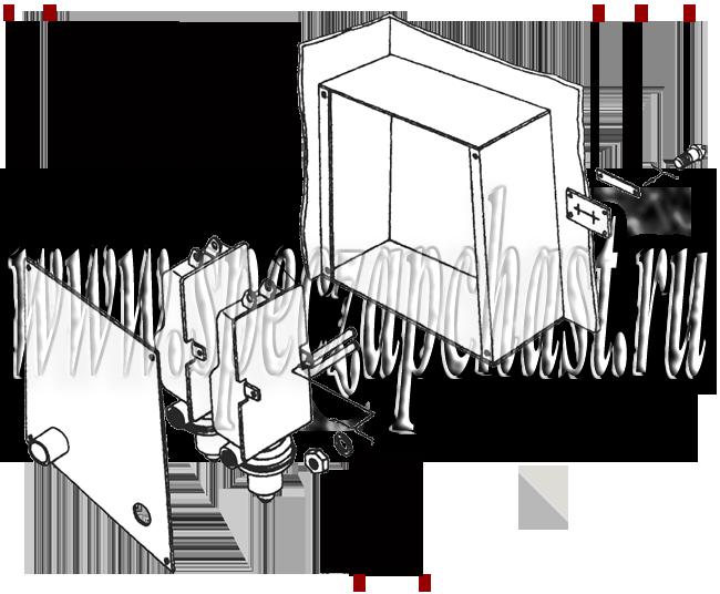 Кабина, установка отопителя