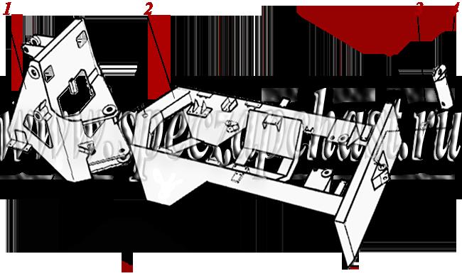 Полурамы ТО-30