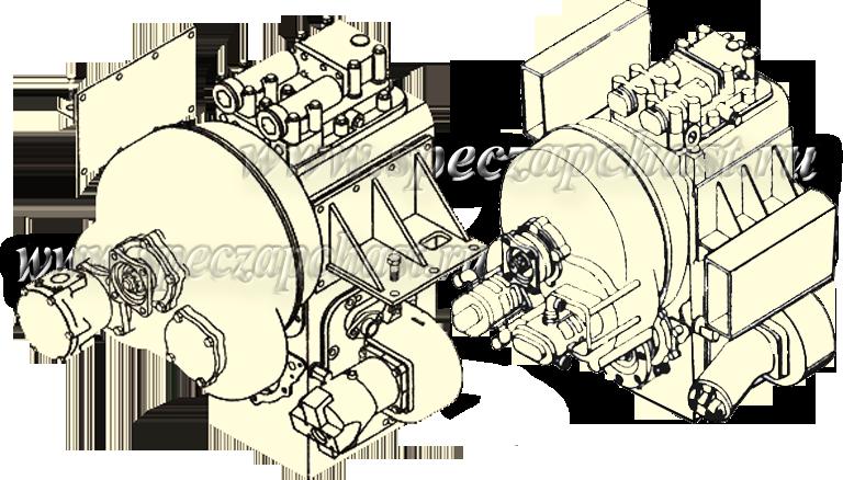 гидромеханическая коробка передач Муромского производства