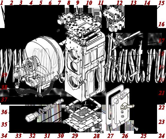 ГМКП У35.605 Картер